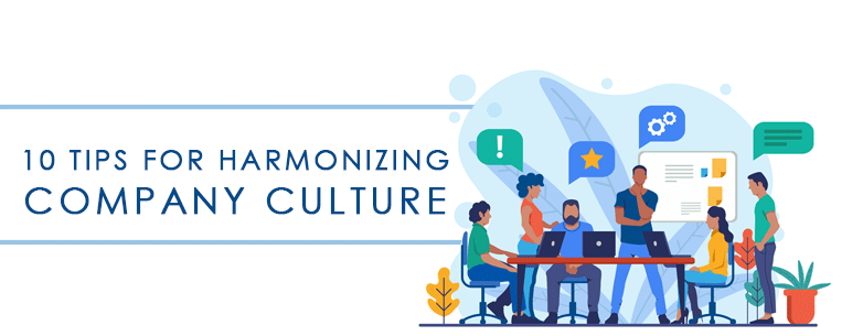 Tips for Harmonizing Company Culture with Virtual Staff